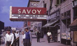 Welcome to The Savoy | Savoy Ballroom, Harlem New York