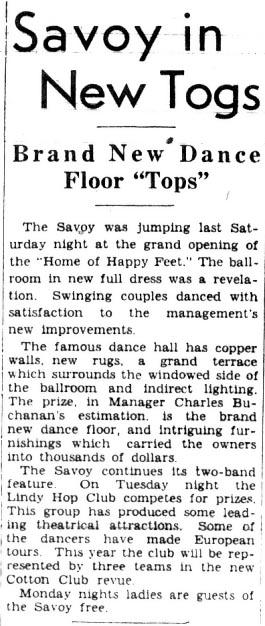 1936 New York Amsterdam News Saturday, September 19, 1936